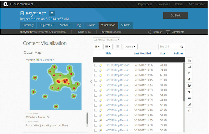 惠普发布ControlPoint&Storage Optimizer提高混合云存储效率