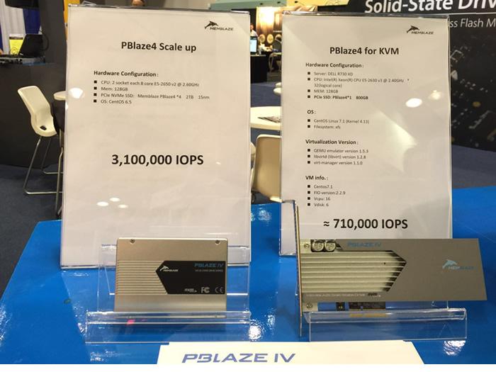 Memblaze让美国人感受到中国PCIe闪存卡的力量